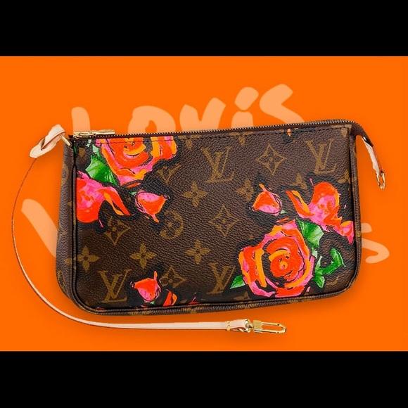25c6591fc8eb Louis Vuitton Handbags - Louis Vuitton Stephen Sprouse Rose Pochette